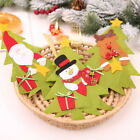 Christmas tree pattern Cutlery Bag Cover Christmas Home Party Decor GIFT