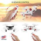 Syma X20-S 2.4G Mini Drone One Hand Control RC Quadcopter Altitude Hold Kids Toy