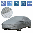 S/M SUV Full Car Cover Waterproof Snow Rain Resistant All Weather Protection B2