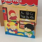 1998 Fisher Price Rhyming ABC Book VG