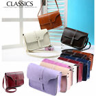 Women Leather Shoulder Bag Handbag Messenger Girl Crossbody Satchel Purse Tote