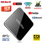 Newest Bluetooth H96 Max 4GB Android 8.1 TV Box K18.0 Smart Network Media Player