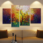 5Pcs Large Modern Art Oil Painting Canvas Picture Unframed Home Wall Room Decor