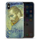Vincent van Gogh Art Parody Personalised Phone Case Samsung iPhone Huawei A103