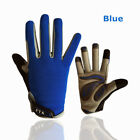 Kids Mountaion Bike Gloves Pair Full Finger Touchscreen Protection Grip Children