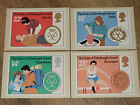 1981  INTERNATIONAL YEAR OF DISABLED PEOPLE  PHQ 50  ROYAL MAIL  PHQ POSTCARDS