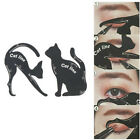 2X Set Cat Line Eye Makeup Tool Eyeliner Stencils Template Shaper ModelJH