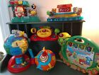 HUGE LOT VTECH~LEARNING TOYS 6 MOS-5YRS-6 VTECH TOYS~LEARN~PLAY~SING~TOUCH~DANCE