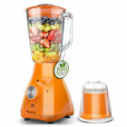 800 Watt Glas Standmixer 1,5L inkl. Kaffeemühle (1,1PS) Smoothie Maker Blender