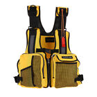 Life Jacket Vest Adult Swimming Aid Kids Safety Swimming Buoyancy Water Sports
