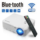 5000lms Android Bluetooth Home Theater Projector WIFI Online Movie HDMI HD 1080P