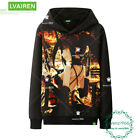 Warmth Unisex Pullover Anime DATE A LIVE Men's Sweater Sweatshirts Coat  #H44