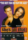 Shes All That (UK IMPORT) DVD [REGION 2] NEW