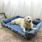 Pet Dog Cat Bed Puppy Cushion House Pet Soft Breathable Warm Kennel Dog Blanket