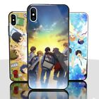 Anime Free! glass phone Case Cover For iphoneX 6 6s 7 8 plus iphone XR XS Max