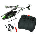 3.5 CH RC Helcopter, Black w/ Green