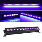 Kyпить 9W 18W 27W 36W LED UV Black Light USB Bar Stage Disco Christmas Club Party Lamp на еВаy.соm