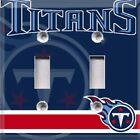 Football Tennessee Titans Themed  Light Switch Cover Choose Your Cover on eBay