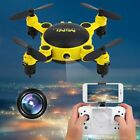 Drone With Camera -  Fpv Rc Quadcopter Hd Drones 4CH 6-Axis Foldable Mini YO