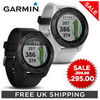 **GARMIN APPROACH S60 GPS GOLF WATCH - BLACK / WHITE - 40,000+ GLOBAL COURSES!**