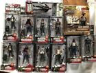 amc the waking dead lot  figures toys