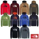 Men's The North Face Drew Peak Hoodie Casual Hiking Camping Red Blue Navy Hooded