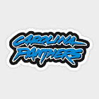 Carolina Panthers vinyl sticker for skateboard luggage laptop tumblers car (d) on eBay