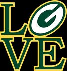 Green Bay Packers vinyl sticker for skateboard luggage laptop tumblers car (f) on eBay