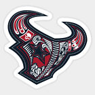 Houston Texans vinyl sticker for skateboard luggage laptop tumblers car (f) on eBay