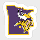 Minnesota Vikings vinyl sticker for skateboard luggage laptop tumblers  b on eBay