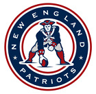 New England Patriots vinyl sticker for skateboard luggage laptop tumblers car j on eBay