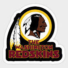 Washington Redskins vinyl sticker for skateboard luggage laptop tumblers car d on eBay