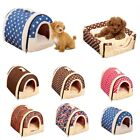 Pet Dog Cat Bed House Puppy Soft Cushion Home Warm Kennel Mat Blanket Washable