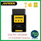 AUTOOL A1 Car Diagnostic Scanner Fuel Consumption Test With Bluetooth Or WIFI  for sale  China