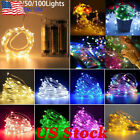Kyпить Copper Wire AA Battery Operated LED Fairy String Light Wedding Xmas Party Decor на еВаy.соm