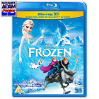 FROZEN Blu-ray 3D + 2D (REGION-FREE)
