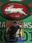 2007 Smiths NRL Footy Tazo No 20 Gold Series Danny Buderus Newcastle Knights