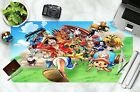 3d  One Piece Luffy Choba 72 Japan Anime Non-slip Office Desk Mouse Mat Game