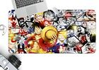3d One Piece Cool Comic Cover 7 Japan Anime Non-slip Office Desk Mouse Mat Game