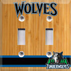 Basketball Minnesota Timberwolves Light Switch Cover Choose Your Cover on eBay