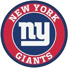 New York Giants #11 NFL Team Logo Vinyl Decal Sticker Car Window Wall Cornhole $12.47 USD on eBay