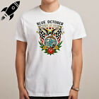 BLUE OCTOBER I WANT IT TOUR LOGO MENS WHITE T-SHIRT SIZE S M L XL 2XL 3XL image
