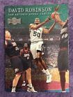 🏀 1999-2000 Fleer Skybox San Antonio Spurs #3 David Robinson