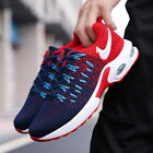 Fly-knit Men's Air Bottom Casual Shoes Outdoor Sports Athletic Shoes Trainers