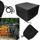 Heavy Duty Garden Patio Furniture Cover Waterproof Outdoor Rattan Table Cover