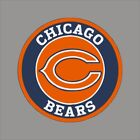 Chicago Bears #10 NFL Team Logo Vinyl Decal Sticker Car Window Wall Cornhole $3.12 USD on eBay