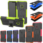 Heavy Duty Tough Shockproof With Stand Hard Case For Huawei Nova3i P smart Y9 Y7