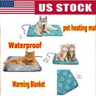 Pet  Dog Cat Waterproof Electric Heat Pad Heating Heated Mat Thermal Protection
