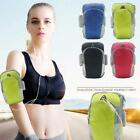 Sports Running Armband Bag Case Cover Waterproof Phone Holder w/ Earphone Hole