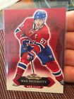 2016-17 FLEER SHOWCASE RED GLOW MAX PACIORETTY PARALLEL BASE CARD #30 CANADIANS